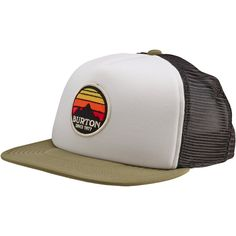 Burton: Sunset Trucker Hat - Cigar