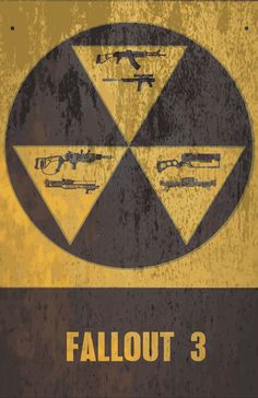 Fallout by DigitalFrontier on Etsy Fallout Posters, Fallout Art, Fallout New Vegas, Raiders Stuff, Bioshock, Save My Life, Special Forces, Video Games, Stenciling