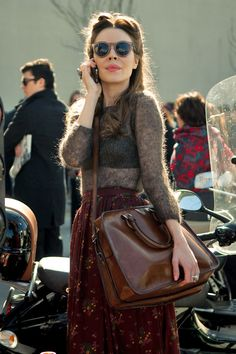 Bittersweet Vogue: Ulyana Sergeenko