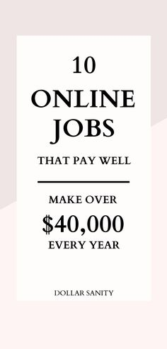 Side jobs that pay $20 an hour or more. Passive Income Streams, Creating Passive Income, Make Money From Home, Way To Make Money, Diy Greenhouse Plans, Legit Online Jobs, Teaching English Online, Legit Work From Home, Part Time Jobs