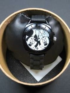 Mickey & Minnie Love Together Disney Watch New In Box in Watches, Timepieces | eBay