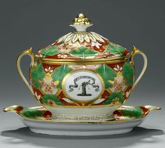 Royal Worcester , 1810 (Erdinç Bakla archive)