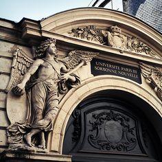 l'Université de Paris - Sorbonne on Flickr.::cM