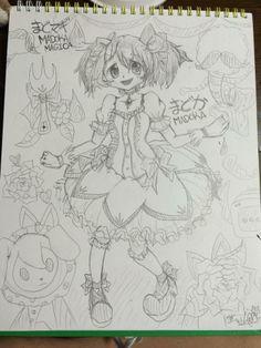 まどか Madoka from madoka magika