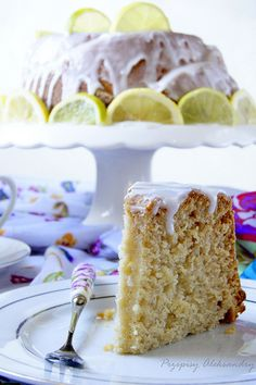 Traditional Polish Easter Baba with Lemon  -- Polish Recipes at http://polishrecipes.healthandfitnessjournals.com