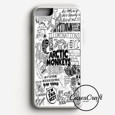 Arctic Monkeys City iPhone 7 Case | casescraft