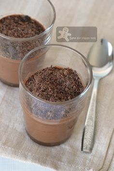 chocolate mousse (egg white based, no cream or yolks)