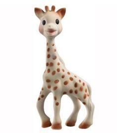 Sophie the Giraffe teether