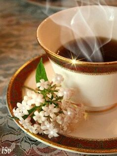 Yum HOT coffee for a COLD morning ! We are having a warm up it's 17 out this morning, yesterday morning it was are headed in the right direction ! Coffee Gif, Coffee Images, I Love Coffee, Coffee Quotes, Hot Coffee, Coffee Break, Coffee Drinks, Brown Coffee, Gif Café
