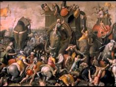 When Gods Collide – Hannibal and Scipio – Titanic Military Rivalries From The Ancient World - War Historical Photos Alexander Of Macedon, National Geographic, Hannibal Barca, War Elephant, Punic Wars, History Online, Alexander The Great, North Africa, Military History