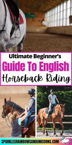 Learn all the basics of how to ride a horse step by step with this beginner's guide and make sure when you do practice that you're taking lessons with a qualified instructor. This guide will get you... Click the link to read the rest of the post!#horseridingcourse #horseridingtutorial #horseridingguide #horseridingbook #beginnerequestrian #horseriding #horsebackriding #beginnerhorserider #horsebackridingtips #horseridingtips #learningtoridehorses English Horseback Riding, Horseback Riding Tips, Horse Riding Tips, Equestrian, Rest, Horses, Link, Movie Posters, English Riding