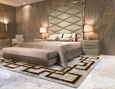 Da Vinci Lifestyle - World's Largest Furniture Group - Contemporary Designers Furniture - Over than 200 international imported luxury furniture brands Hotel Bedroom Design, Home Room Design, Home Decor Bedroom, Bed Design, Home Interior Design, Bedroom Bed, Furniture Styles, Large Furniture, Furniture Design