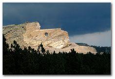 Crazy Horse Memorial by afer92, via Flickr