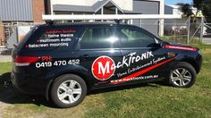 Albury Wodongas very own Macktornix! Keep an eye out for us as you see us zooming around town eager to get to the next install!