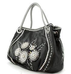 Nicole Lee Handbag - Black