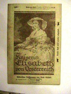 SISSI - emperatriz de Austria - Hungría | kaiserina