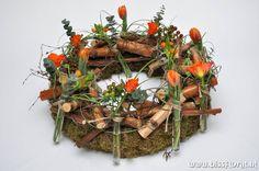 #Workshop #Krans voor het #Najaar http://www.bissfloral.nl/blog/2014/07/21/workshop-krans-voor-het-najaar/