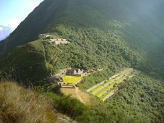 Choquequirao Inca city