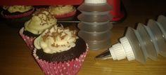 Beetroot Chocolate Cupcakes