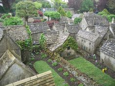 Miniature Village, Bourton-on-the-Water