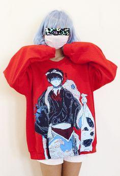 FISHBOY Sweater – OMOCAT