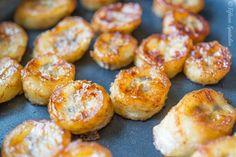 Pan Fried Honey Bananas Recipe @Fifteen Spatulas | Joanne Ozug