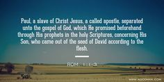 We need to exercise our spirit to learn the gospel, experience the content of the gospel, and learn to preach the full gospel of God to others. Bible Verses Quotes, Scriptures, Righteousness Of God, Soli Deo Gloria, Daily Bible, In The Flesh, Christian Life, Spiritual Quotes, Romans