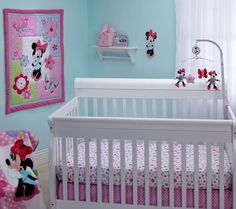 Nursery Decorating Ideas, Themes and Products | Disney Baby