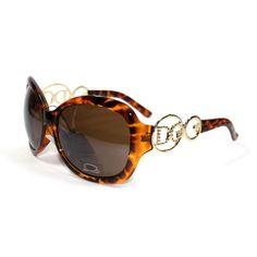 ($8.99) DG80 S2 DG Eyewear Designer Elegant Vintage Womens Sunglasses From DG Eyewear