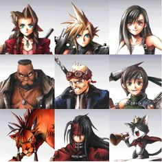 ff7-characters
