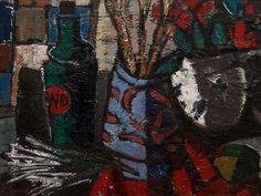 Hennie Niemann 5th Avenue, Still Life, Abstract Art, Painting, Color, Colour, Painting Art, Paintings, Colors