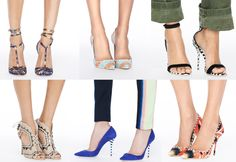 Sophia Webster for J. Crew Spring 2014, and more of our fav shoes from NYFW