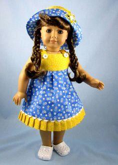 18 Zoll Doll Clothes  passen amerikanische von SewMyGoodnessShop
