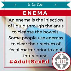 Ever wondered what porn stars are doing to get their butts so squeaky clean before an anal scene? The answer is probably an #enema! . . . #kink #buttstuff #CSPH #CSPHlife #salute #sexpositive #goodvibes #thumbsup #happyhumpday #sexpositive #sexpositivity #sextoys #pleasure #yourock #orgasms #themoreyouknow #sexgeek #sexeducator #sexed #sexedmatters #sexedsquad #health #sexualhealth #adultsexed #explore #play #rockon #buttselfie #butts