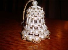 Help finding an old pattern-Christmas Bell - Beading Daily