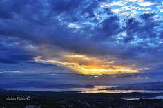 "Andrea Pintus on Instagram: ""Blue and the sunset... . . #igers #igersitalia #sardinia #vscocam #igdaily #sunsetporn #lamaddalena #natgeo #nationalgeographic…"" Sardinia, National Geographic, Clouds, Sunset, Blue, Outdoor, Instagram, Outdoors, Sunsets"