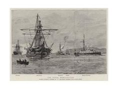 size: Giclee Print: The Naval Mobilisation by William Lionel Wyllie :