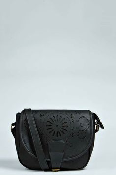 Ruby Large Cross Body Cutwork Festival Bag