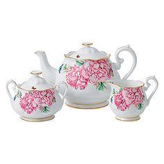 Miranda Kerr for Royal Albert Friendship 3-Piece Tea Set