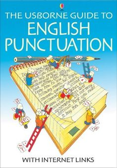 From 2.41 English Punctuation (better English)