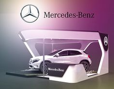 """Check out new work on my @Behance portfolio: """"Mercedes Benz GLA Launching"""" http://on.be.net/1Db8xaa"""