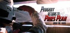 Peugeot returning to Pikes Peak - video graphic