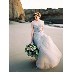 Non -traditional wedding gowns