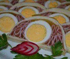 Polish Recipes, Polish Food, Calzone, Cold Meals, Cute Food, Beautiful Christmas, Food Art, Tapas, Catering