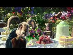 Alice Through the Looking Glass Movie Trailer (HD) 2016