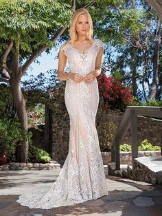 2b8cad37113 60 Awesome Casablanca Bridal gowns   Arielle Bridal images in 2019 ...