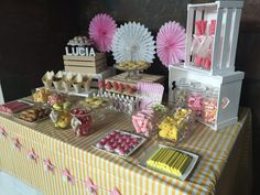 Kid friendly healthy recipes for picky eaters 2017 free episodes Candy Table, Candy Buffet, Candy Bar Comunion, Candy Bar Decoracion, Baby Birthday, Birthday Parties, Dulce Candy, Cookie Table, Candy Cookies