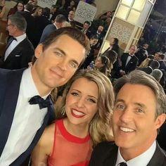At Beverly Hilton hotel Golden Globe Award, Golden Globes, Normal Heart, Matt Bomer, Famous People, Actors, Beverly Hilton, Beautiful