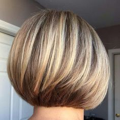 Hairstyles Mittellang 23 Trendy Short Blonde Hair Ideas for 2019 StayGlam Mittellang 23 Trendy Short Blonde Hair Ideas for 2019 StayGlam Bobs For Thin Hair, Short Hair With Layers, Short Hair Cuts For Women, Short Hair Styles, Bob Hairstyles For Fine Hair, Short Bob Haircuts, Hairstyles Haircuts, Short Bob Cuts, Angled Bob Hairstyles