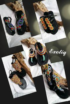 Kenyan Maasai Sandals